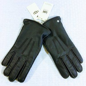 NWT - UGG Wrangell Leather Gloves